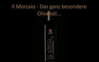 San Luigi - Il Morcaio - das ganz besondere Olivenöl