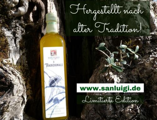 """Il Tradizionale"" – Hergestellt nach alter Tradition!"