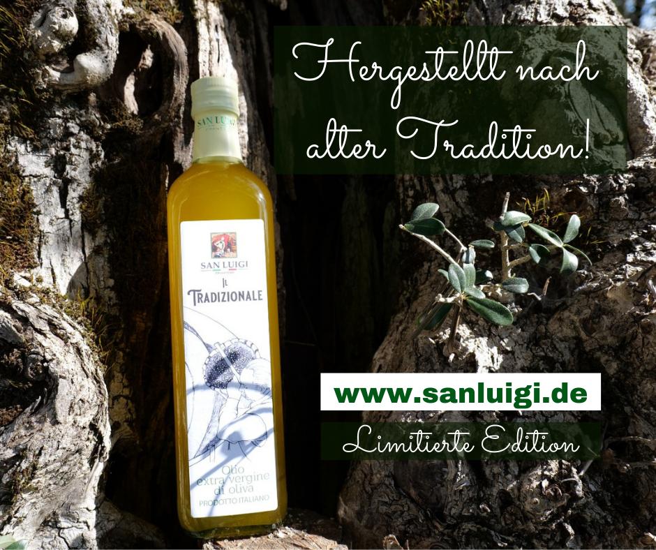 II Tradizionale- jetzt erhältlich-sanluigi.de