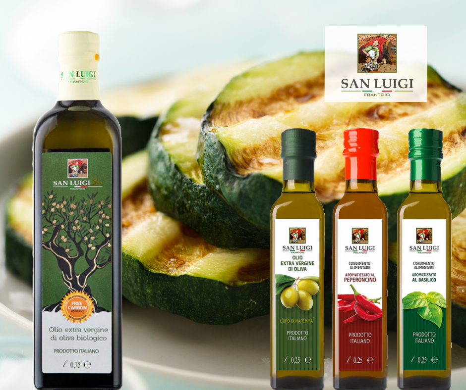 Rezept-gegrillte Zucchini-
