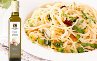 San-Luigi-aromatisiertes-Olivenoel-Knoblauch