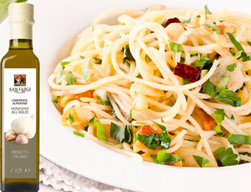 Spaghetti Alio et Olio – schnell gemacht – auch perfekt für Veganer & Vegetarier